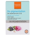 VLCC De-Pigmentation Mulberry And Turmeric Day Cream  SPF 25-50gm
